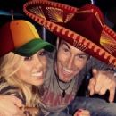 Nicky Hayden and Jackie Marin - 454 x 312