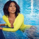 Gabrielle Union – Health Mag (August 2017 issue) - 454 x 303