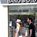 Eva Longoria shopping in Puerto Banus - 454 x 760