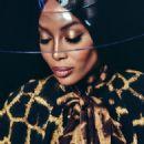 Naomi Campbell - Vogue Magazine Pictorial [United Arab Emirates] (November 2018) - 454 x 588