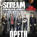 Opeth - Scream Magazine Cover [Norway] (September 2016)