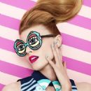 Maryna Linchuk by Lacey for Vogue Beauty 2013