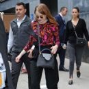 Emma Stone – Leaving the 'Great Minds Think Unalike' Event in NYC