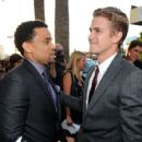 Michael Ealy-August 4, 2010-Takers-Arrivals