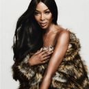 Naomi Campbell - Elle Magazine Pictorial [United States] (July 2019) - 454 x 568