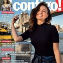 Isis Valverde - Contigo! Magazine Cover [Brazil] (30 November 2015)