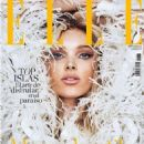 Elsa Hosk - Elle Magazine Cover [Spain] (August 2018)