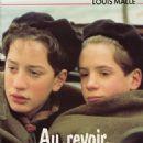 Au Revoir Les Enfants - L'Avant-Scene Cinema Magazine Cover [France] (July 1988)