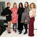 Katherine McNamara Jill Stuart Fall 2016 Fashion Show In New York