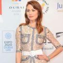 Olga Kurylenko Screening Of The Water Diviner At 11th Dubai International Film Festival