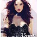 Ashley Greene Flare Magazine December 2011