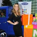 Molly Sims Old Navy Holiday Event In Los Angeles