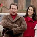 Kristin Davis and Matthew Broderick