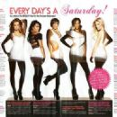 The fashionable and awesome Saturdays Magazine Scans
