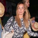 Louise Redknapp – Arrives at Pimm's summer party in London - 454 x 579