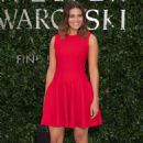Mandy Moore – Atelier Swarovski Cocktail Party in Paris