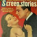Natalie Wood - Screen Stories Magazine [United States] (April 1958)