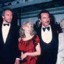 Clint Eastwood, Sondra Locke, Burt Reynolds, Loni Anderson