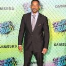 Will Smith at 'Suicide Squad' Premiere in New York 08/01/2016