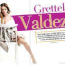 Grettell Valdez- TVyNovelas Mexico Magazine July 2013 - 454 x 296