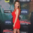 Ryan Newman – 'The Last Sharknado: It's About Time' Premiere in LA - 454 x 677