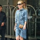 Kate Bosworth Leaving her hotel in New York City - 454 x 681