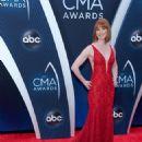Alicia Witt – 52nd Annual CMA Awards in Nashville - 454 x 681