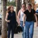 Zoey Deutch – Leaving Joan's on Third in Studio City January 7, 2018