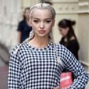 Dove Cameron– at the Apple Store, SoHo in New York 07/17/2017