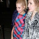 Pixie Lott leaving the Mahiki Nightclub in London December 22, 2014 - 454 x 809