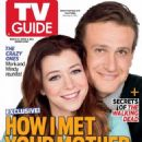 Jason Segel, Alyson Hannigan, How I Met Your Mother - TV Guide Magazine Cover [United States] (26 March 2014)