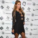 Paris Hilton 2014 Women In Art Benefit In Miami Beach