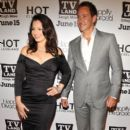 Fran Drescher and Peter Marc Jacobson - 396 x 594