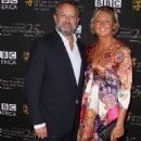 Hugh Bonneville and Lulu Evans
