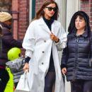 Irina Shayk – Shopping with her mother Olga Shaykhlislamova in NY