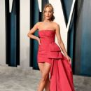 Hannah Jeter – 2020 Vanity Fair Oscar Party in Beverly Hills - 454 x 681