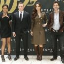 "Bérénice Marlohe: release of ""Skyfall,"" in the Big Apple"