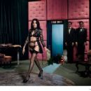 Missy Rayder for Agent Provocateur Fall/Winter 2014 ad campaign