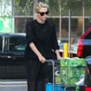 Charlize Theron – Shopping at Bristol Farms in Hollywood