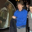 Mick Jagger and Ron Wood