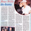 Bruce Willis and Demi Moore - Retro Magazine Pictorial [Poland] (December 2020)