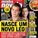 Thiago Martins, Gabriel Braga Nunes, Insensato Coração - Minha Novela Magazine Cover [Brazil] (3 June 2011)