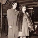 John Derek and Shirley Temple