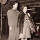 John Derek and Shirley Temple