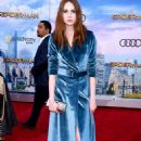 Karen Gillan – 'Spider-Man: Homecoming' Premiere in Hollywood - 454 x 683