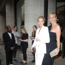 Donna Air – Hello! Magazine x Dover Street Market Party in London - 454 x 682