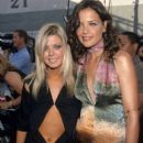 Katie Holmes attends The 2000 MTV Movie Awards