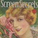 Mary Pickford - Screen Secrets Magazine Cover [United States] (August 1929)