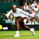 Serena Williams – 2018 Wimbledon Tennis Championships in London Day 3 - 454 x 322