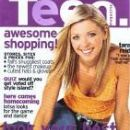 Tara Reid - Teen Magazine Cover [United States] (November 2001)